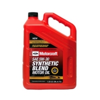 FORD Motorcraft 5W30 SN Synthetic Blend, 4.73л XO-5W30-5Q3SP